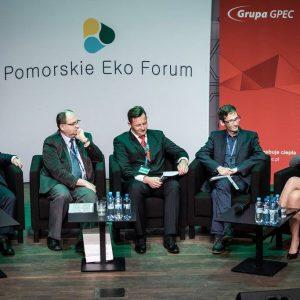 fot. Dawid Linkowski. Pomorskie Eko Forum 2017